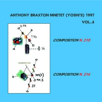 Anthony Braxton: Ninetet (Yoshi's) 1997 Volume 4