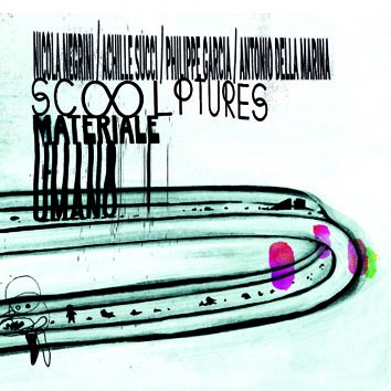 Materiale Umano [Scoolptures] by Nicola Negrini